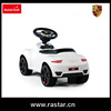 Rastar best gift Porsche 911 licensed kids ride on toy baby walker