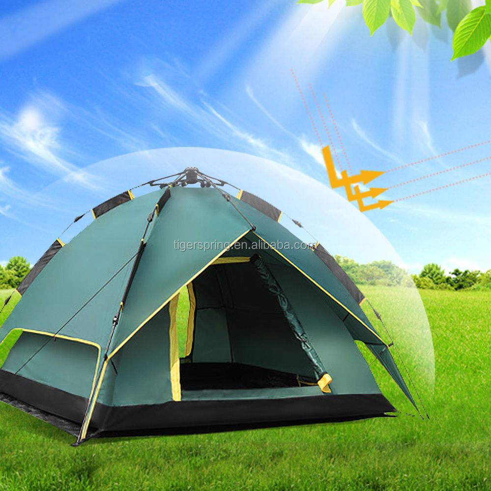 waterproof zip up tent lazy tent