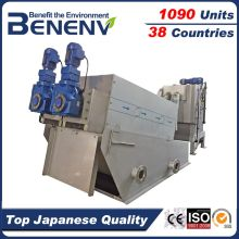MDS312 Japanese quality nickel sludge dewatering unit