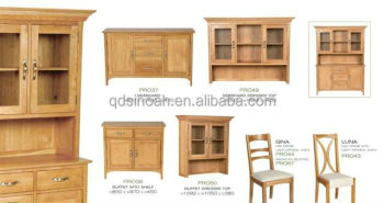 solid wood sideboards (wooden sideboards) 909 range