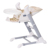 New baby high chair quality baby feeding chair with swing function