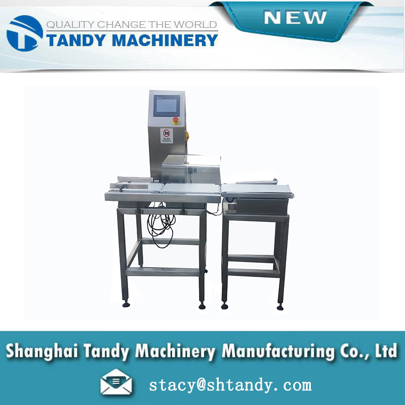Automatic check weigher system