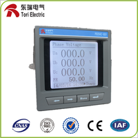 Inserted three phase induction energy meter /electricity kwh meter PD204Z-9SY