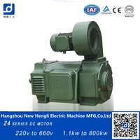 chinese small and powerful 330hp dc high torque electric motor