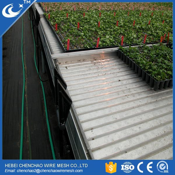 Best flexibility Hydro farm Ebb & Flow Package with Rolling Bench System
