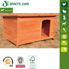 DFPets DFD3007 Modern Wooden Dog Kennel Non-Toxic