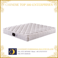 Factory direct supply attractive price hotel used bonnell spring mattress