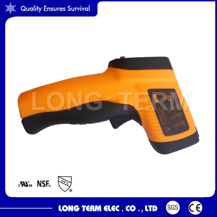 NON-CONTACT INFRARED THERMOMETER GM550, HT550 digital infrared thermometer