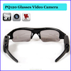 Factory low price CMOS technology hidden spy camera sunglass