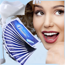 Professional effects teeth whitening strips, better than crest 3d whitestrips