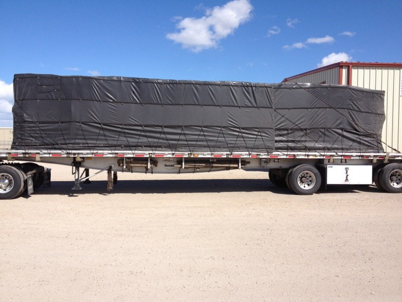 10 Ft Drop Lumber Truck Tarps 10 Ft Drop Truck Tarps 8