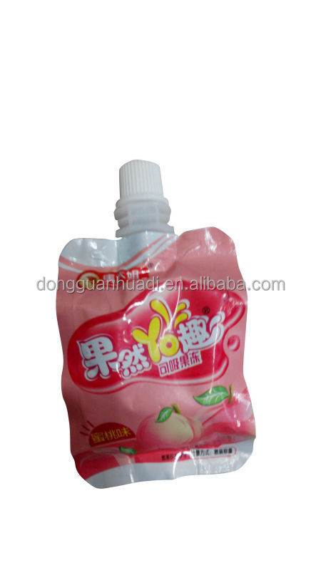 Cheap hot sell fruit juice bags
