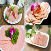 China food and snacks luncheon meat halal beef low price and good quality