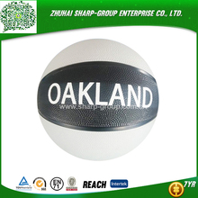 OEM Heat transfer printing personalized basketball