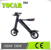 Stock stealth electric bike Mini folding harley electric bike 240W motor bicycle
