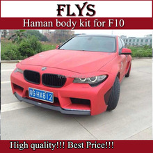 Best price!!!! Hamn powerful body kit for 5 series F10. Fiber glass material. Perfect fitment!