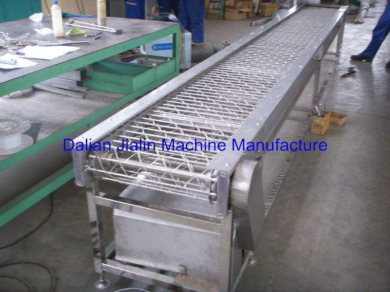 Stainless steel wire mesh conveyor belt/metal conveyor band/belt conveyor