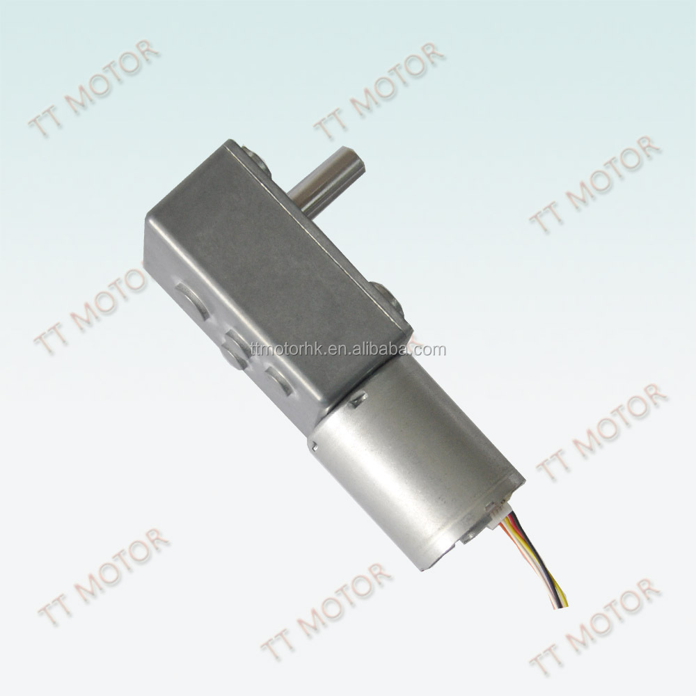 worm gear 300rpm bldc motor for laboratory apparatus