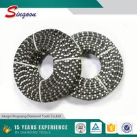 Rubber 11mm 11 5mm Sintered Beads
