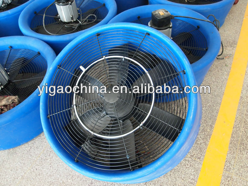 HAILAN widely used portable misting fan / cooling system