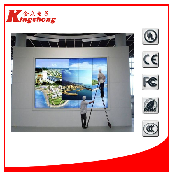 3x9 46 inch did lcd video wall tv cabine stand