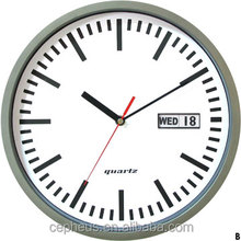 12 inch Cheap Modern Flip Wall Clock
