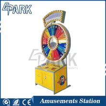 Newest electronic Redemption Ticket Roulette Game Machine
