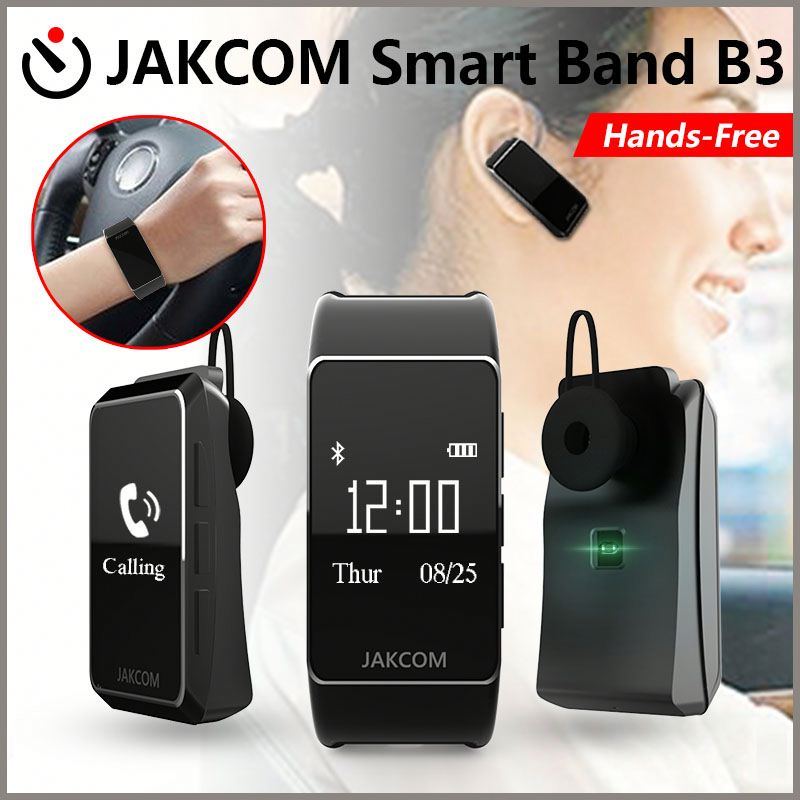 Jakcom B3 Smart Watch 2017 New Product Of Bluetooth Car Kit Hot Sale With Long Range Fm Transmitter Mp3 Car Kit Free Tv Adapter