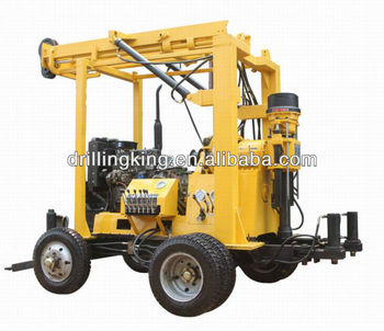 used portable water well drilling rigs for sale