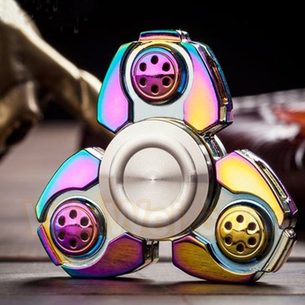 Ball bearings hand spinner
