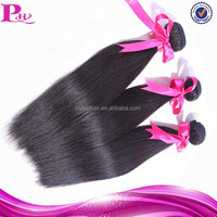 factory price double drawn virgin indonesia human hair