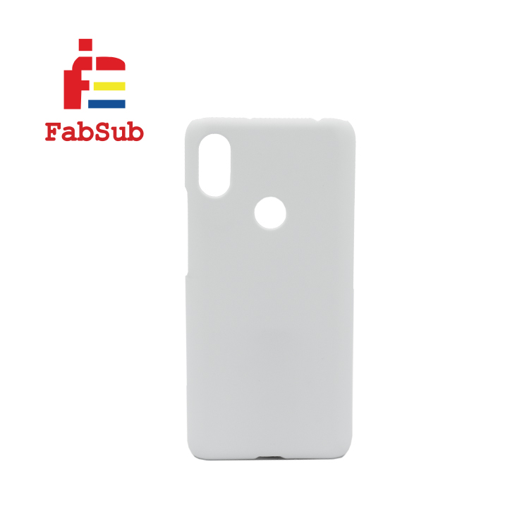 3D Best Sublimation mobile phone case 3d polymer sublimation cover for Xiaomi Redmi S2 <strong>Y2</strong>