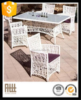 New design white outdoor furniture garden furniture cape town south africa AWRF5199A