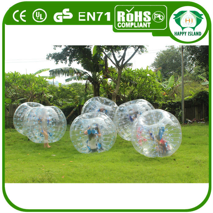 Happy Island CE High quality bumper <strong>ball</strong> rent,buddy bumper <strong>ball</strong> for adult,inflatable belly bumper <strong>ball</strong>