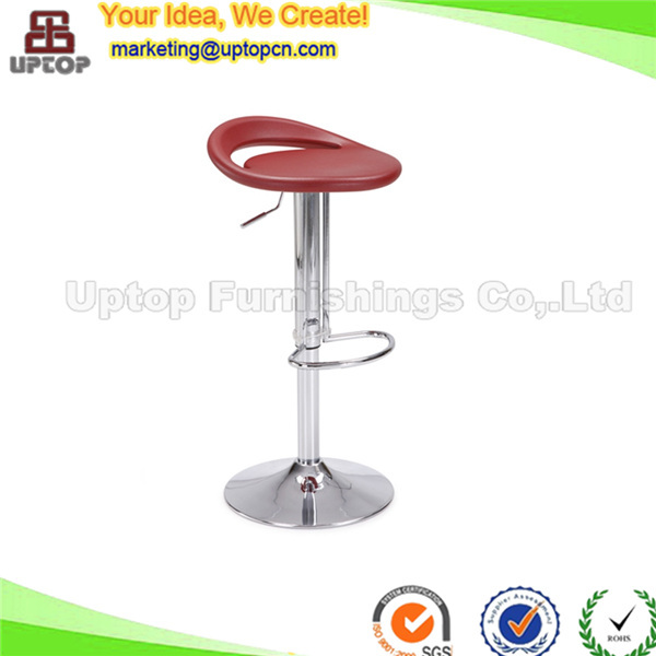 (SP-UBC326) Uptop modern polypropylene injection hydraulic bar stool