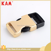 Bag fashion zinc alloy material metal stainless steel buckle