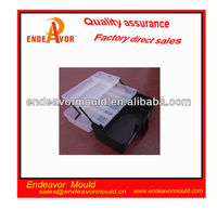 Factory direct sales quality assurance injection plastic tool box mould