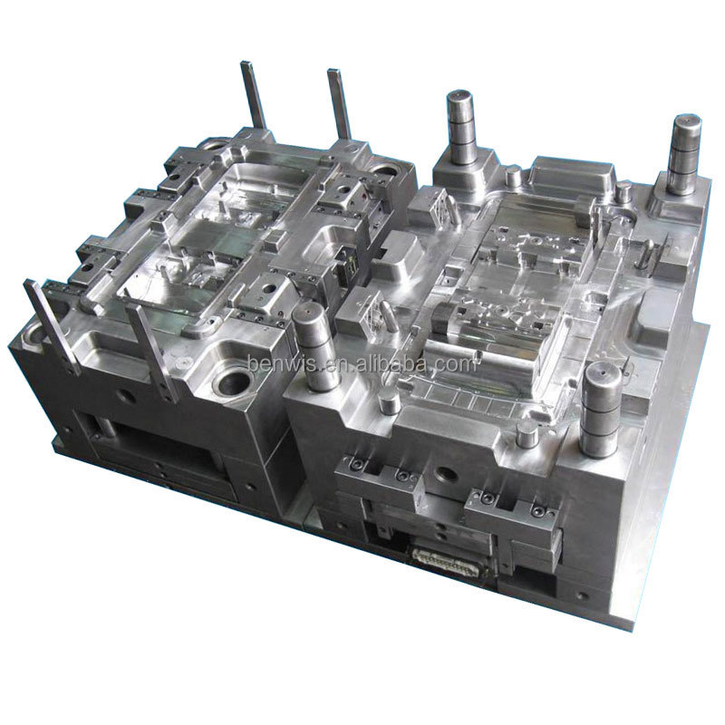 china factory manufacture high quality precision customized plastic injection mould for automobile car remote control key shell