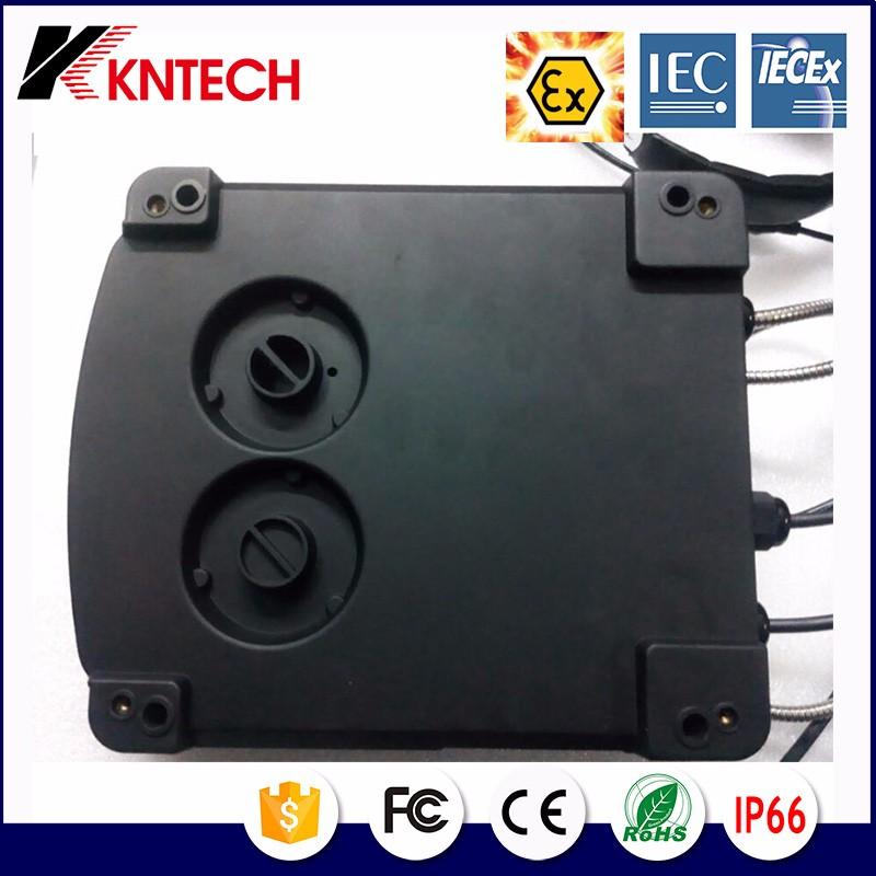 Explosionproof Telephone Resist tel Iecex Certify Knex1 Kntech 22