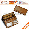Quality Western Classic Genuine Leather Wallet Man