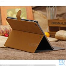 PU Leather Magnetic Smart Cover alibaba uk hot sell For iPad 5/air P-IPD5CASE036