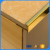 Stainless steel metal curved tile edg trim, outside corner tile trim