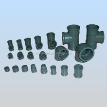 Cheap factory supply pvc plastic pipe fittings