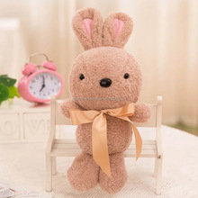 Custom Lovely Plush Rabbit Toys For Girl Gift Crane Machine Toys