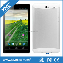 7inch tablet pc built in 3g phone call with android6.0 MTK8321 quad core