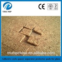 On Roll Cork Pad For Glass Packing