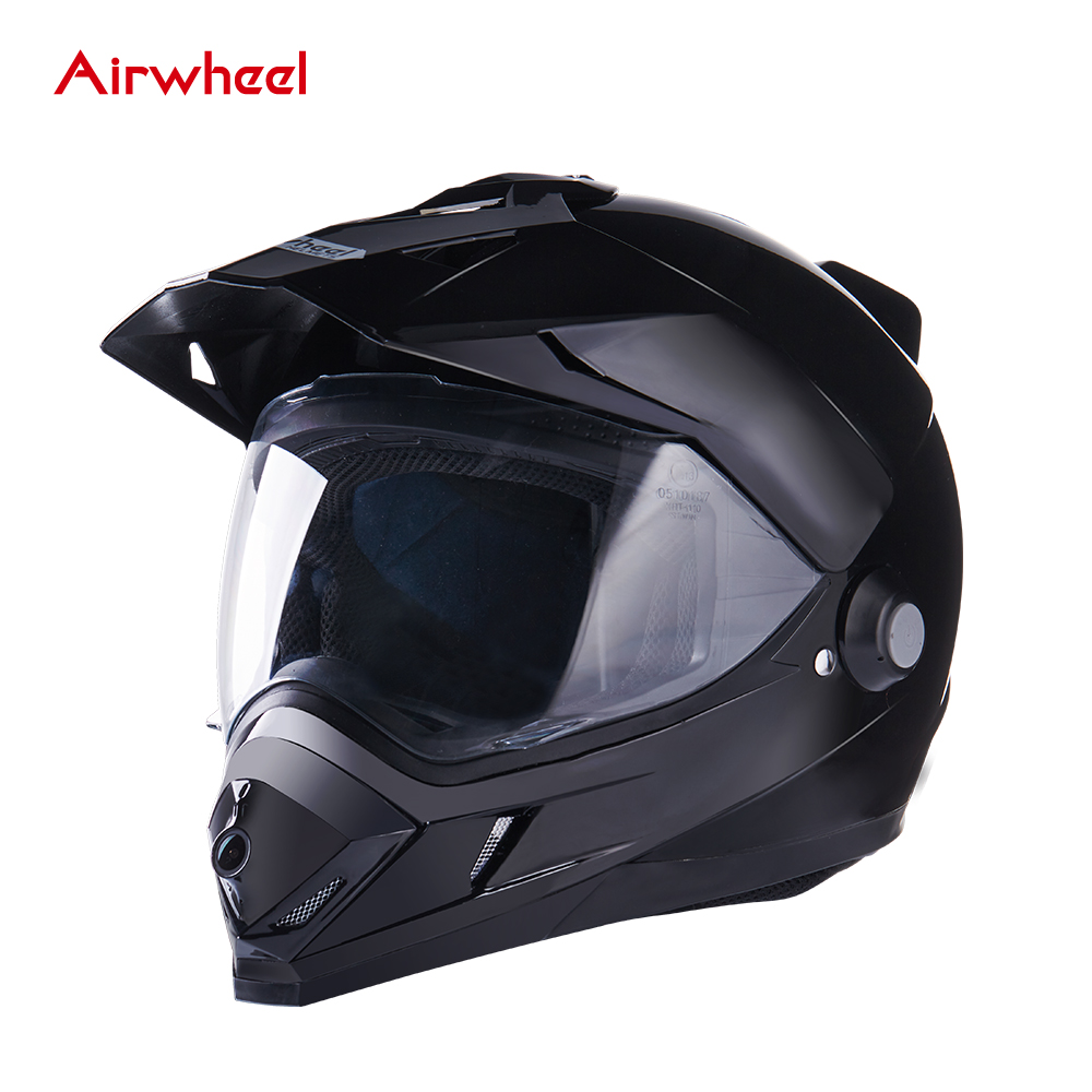 Airwheel C8 smart helmet to answer phone call with DOT certification