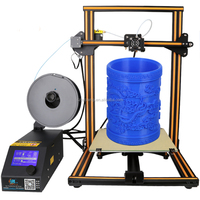 Upgrade CR-10 300*300*400 mm Creality CR-10S 3d printer large size 3d printing machine