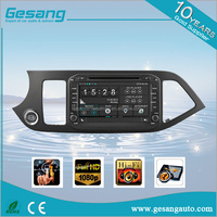 Latest Price touch screen wince 6.0 car dvd player for KIA MORNING with high quality