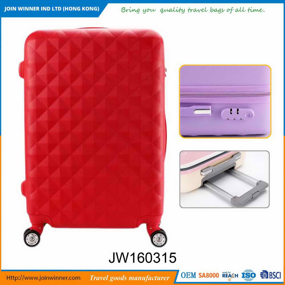 Fashion Leisure Hard Shell Cabin Case With Best Quality And Low Price